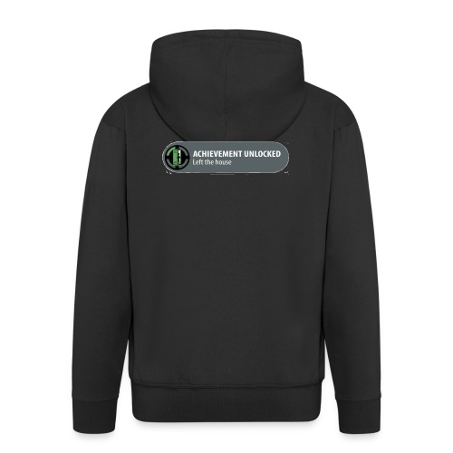 Achievement - Mannenjack Premium met capuchon