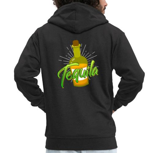 Tequila agave gift idea - Men's Premium Hooded Jacket