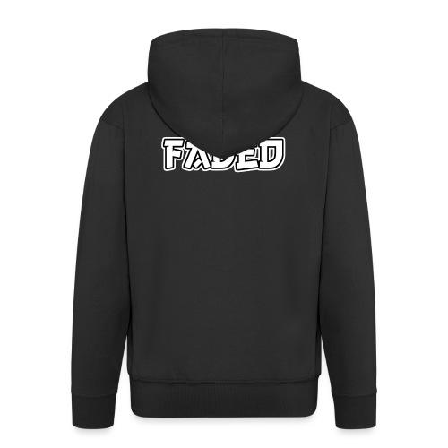 Faded - Männer Premium Kapuzenjacke