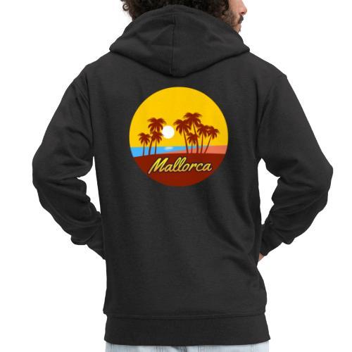 Mallorca - Als Geschenk oder Geschenkidee - Männer Premium Kapuzenjacke