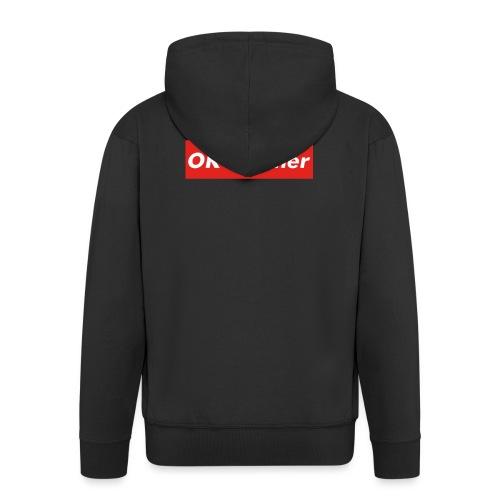 OK Boomer Meme - Men's Premium Hooded Jacket
