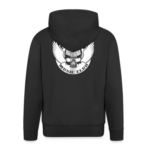 front print - Men's Premium Hooded Jacket