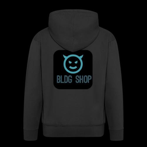 BLDG Shop Logo n°1 - Veste à capuche Premium Homme