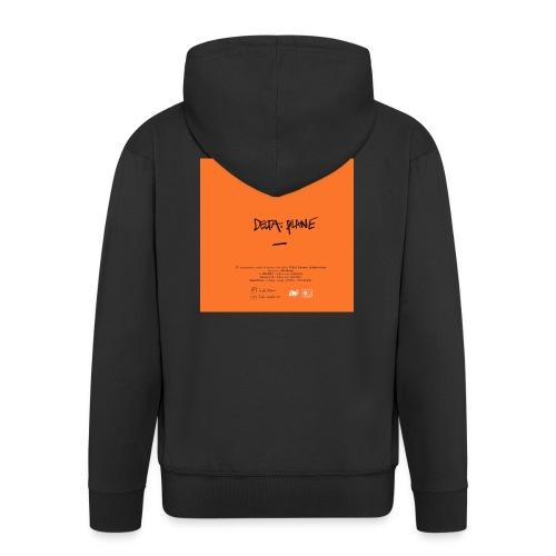 Cover Back delta. plane - Veste à capuche Premium Homme