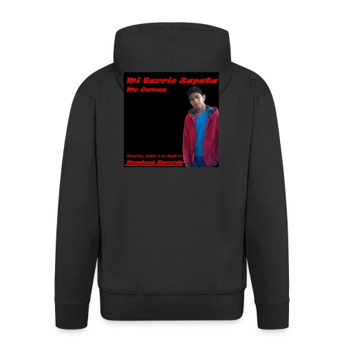 Camiseta Mc Gamez Mi Barrio Zapata - Chaqueta con capucha premium hombre