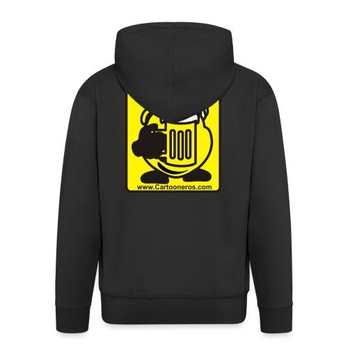 Simply the Boss - Men's Premium Hooded Jacket