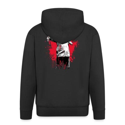 zombie - Veste à capuche Premium Homme