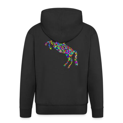 unicorn - Männer Premium Kapuzenjacke