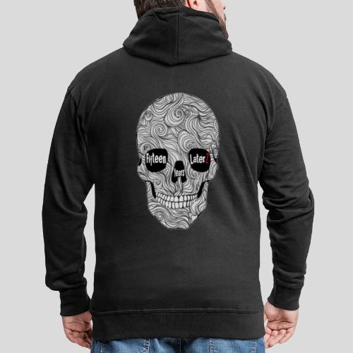 FYLZ - GreySkull - Veste à capuche Premium Homme