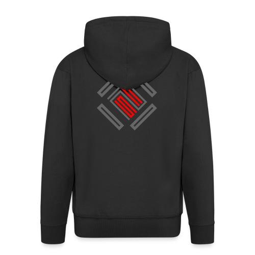 Blockade - Men's Premium Hooded Jacket