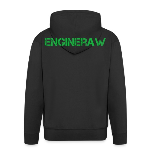 Engineraw - Premium Hettejakke for menn