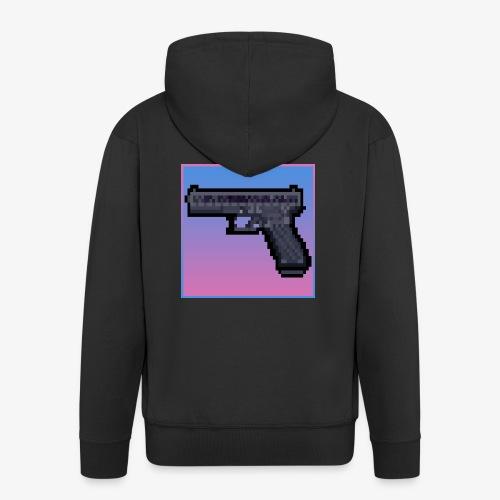 Vice City Glock - Veste à capuche Premium Homme