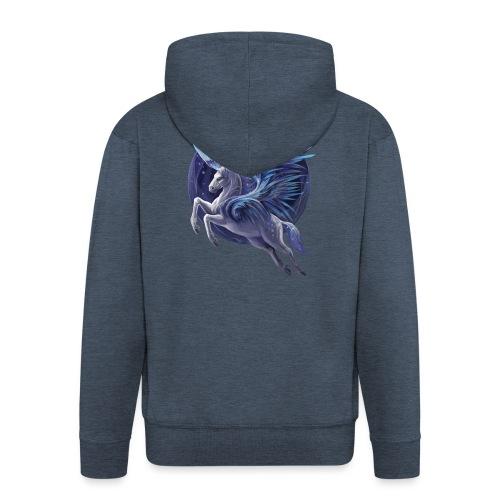 Pegasus - Männer Premium Kapuzenjacke