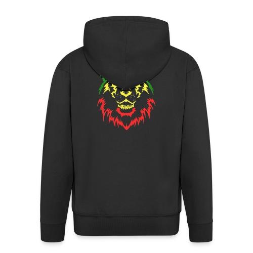 KARAVAAN Lion Reggae - Mannenjack Premium met capuchon