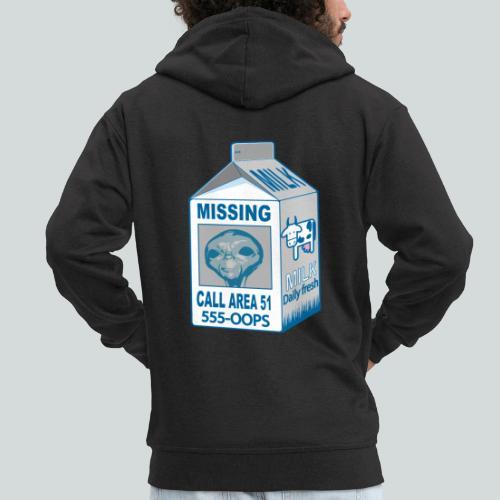 Missing: alien - Veste à capuche Premium Homme
