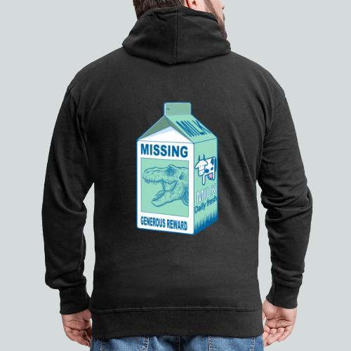Missing: T-Rex - Veste à capuche Premium Homme