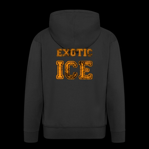 EXOTIC ICE - Herre premium hættejakke