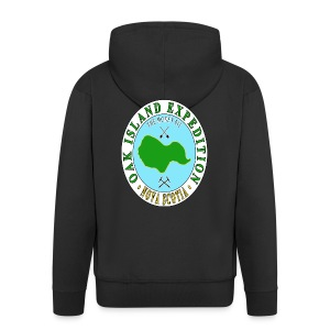 Oak Island Money Pit Expedition - Men's Premium Hooded Jacket