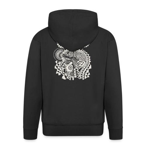 Magdalena - Men's Premium Hooded Jacket