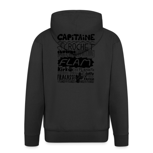 capitaine - Veste à capuche Premium Homme
