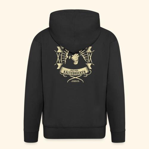 Bauingenieur T Shirt Wärmedämmung | Spruch - Männer Premium Kapuzenjacke