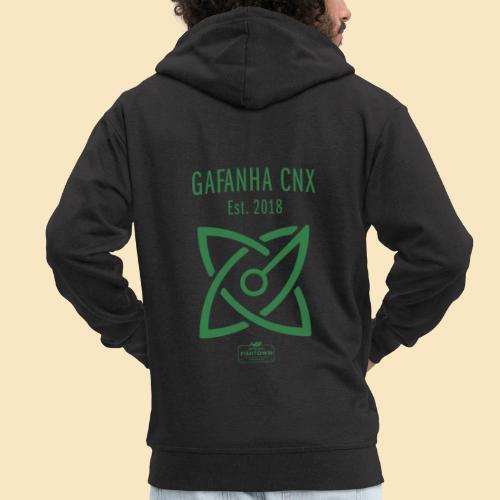 Gafhana Est. CNX green - Männer Premium Kapuzenjacke
