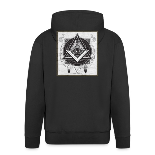 Illuminati - Veste à capuche Premium Homme