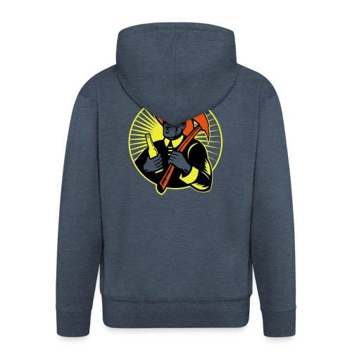 feierfighters - Männer Premium Kapuzenjacke