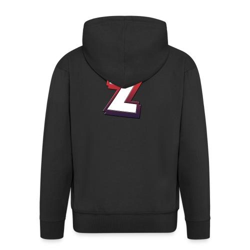 Team-ZeeYz logo - Premium Hettejakke for menn