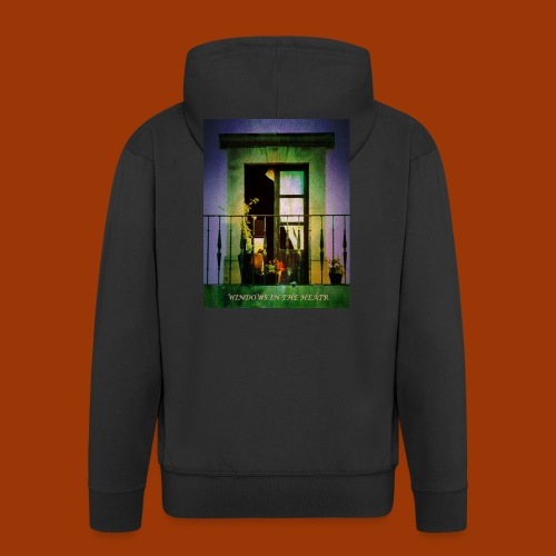 Windows in the Heart - Men's Premium Hooded Jacket