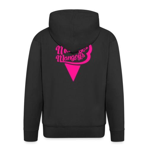 Matthijs Mangoijs Pink Women - Mannenjack Premium met capuchon