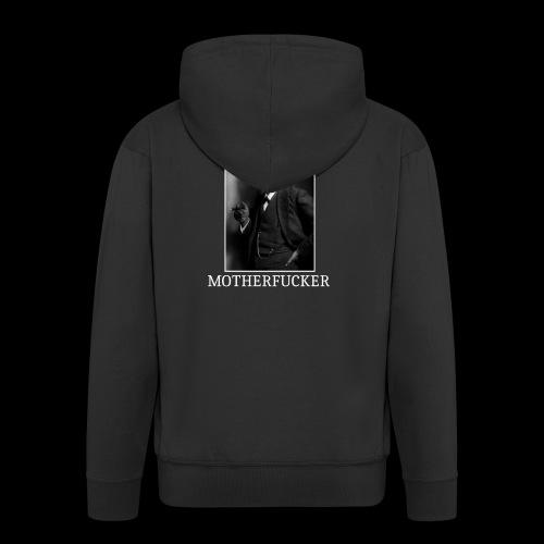 Sigmund Freud MEME - Veste à capuche Premium Homme