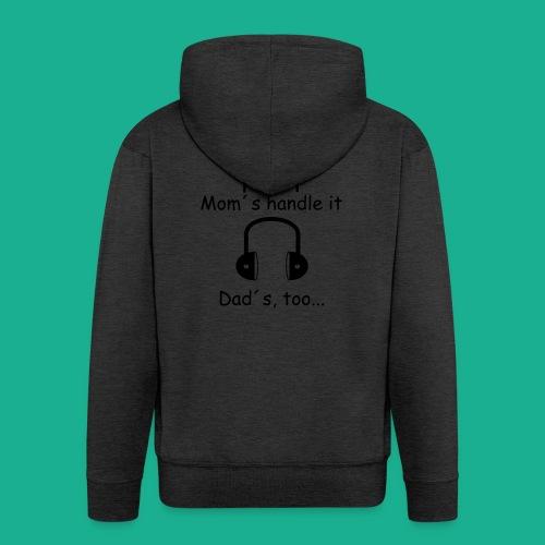 Sleepless - Männer Premium Kapuzenjacke