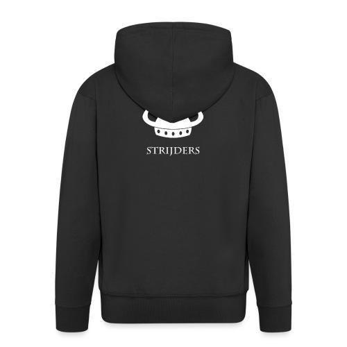 Strijders Original Design - Mannenjack Premium met capuchon