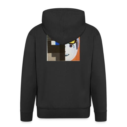 photo - Men's Premium Hooded Jacket