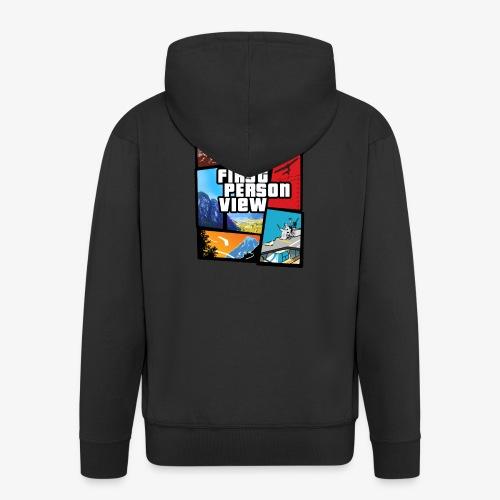 Ultimate Video Game - Men's Premium Hooded Jacket