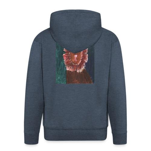 Lion T-Shirt By Isla - Men's Premium Hooded Jacket