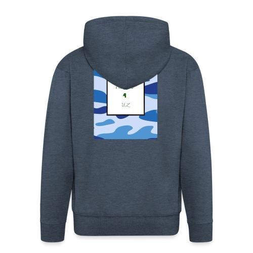 My channel - Men's Premium Hooded Jacket