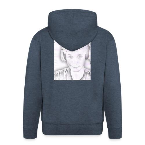 WIEK jpg - Men's Premium Hooded Jacket