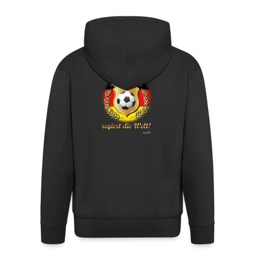 König Fussball03 - Männer Premium Kapuzenjacke