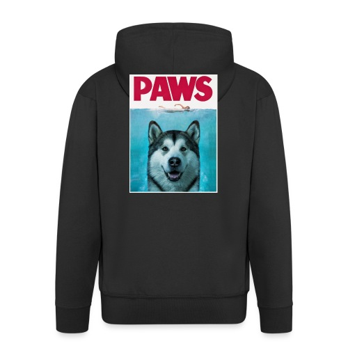 paws 2 - Men's Premium Hooded Jacket