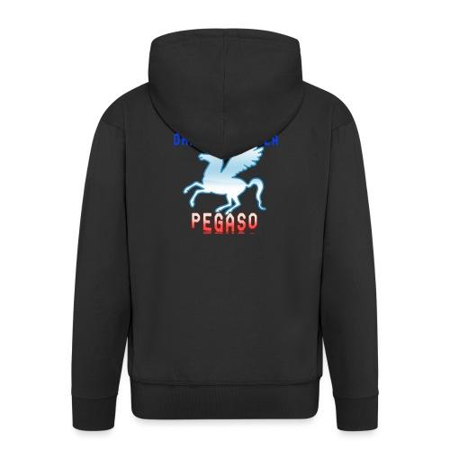 PEGASO - Chaqueta con capucha premium hombre
