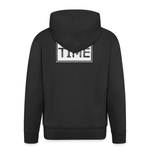 TIMEsota - Männer Premium Kapuzenjacke
