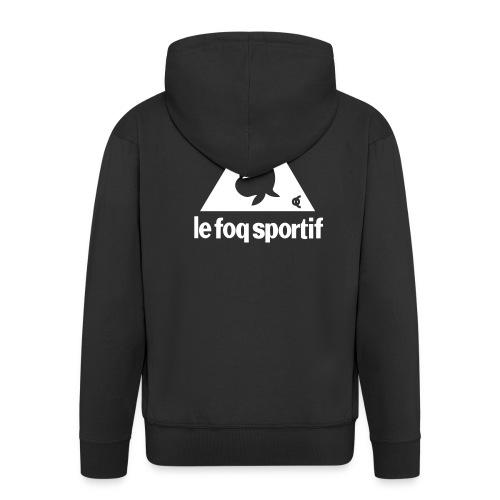 phoque sportif - Veste à capuche Premium Homme