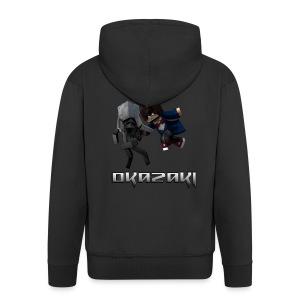 Okazaki - Männer Premium Kapuzenjacke