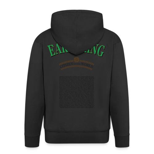 earthling citizen of the World - PrimaVera Design - Premium-Luvjacka herr