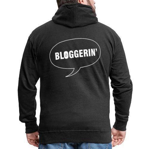 0190 Blog | Bloggerin | Buchblog - Men's Premium Hooded Jacket