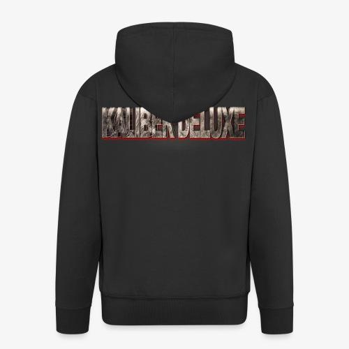 Kaliber Deluxe Fan Stuff - Männer Premium Kapuzenjacke