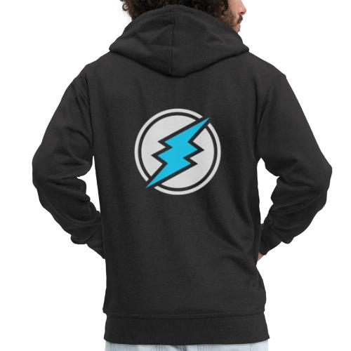 ETN logo # 2 - Men's Premium Hooded Jacket