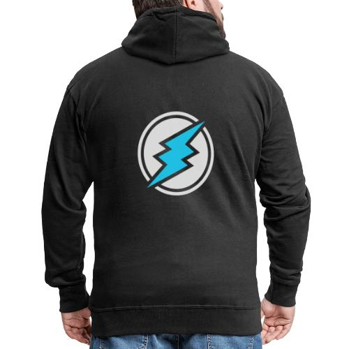 ETN logo # 2 - Men's Premium Hooded Jacket
